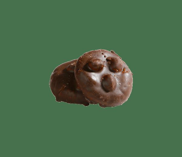 Amandel-chocolademop