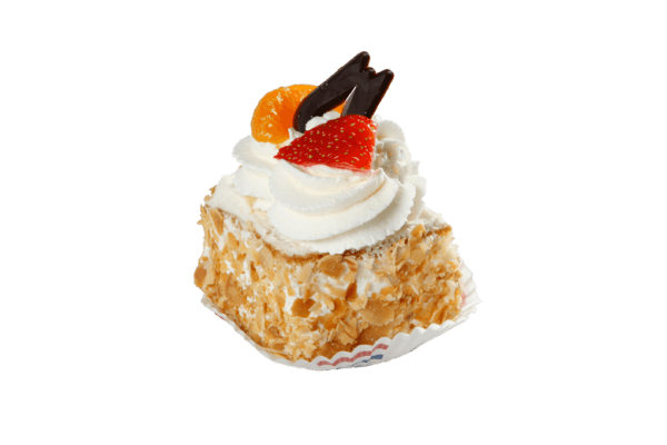 Petit-Four-Slagroom-Cake