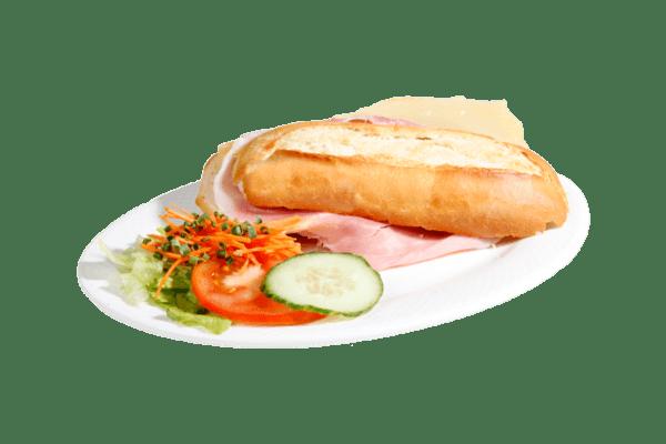 Broodje Ham Kaas