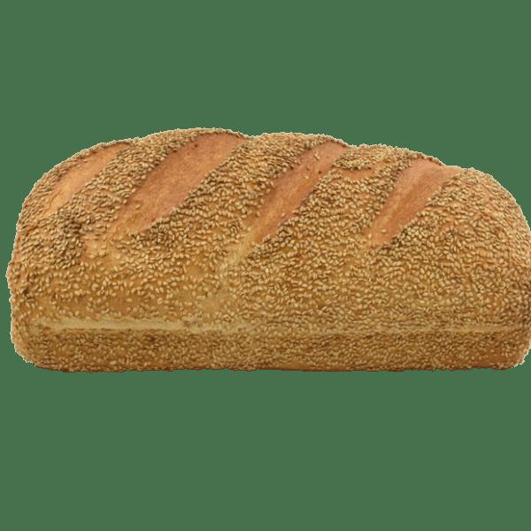 Sesambrood hard