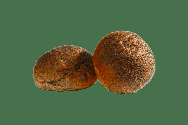 Zachte-Volkoren-Bolletjes-Met-Maanzaad