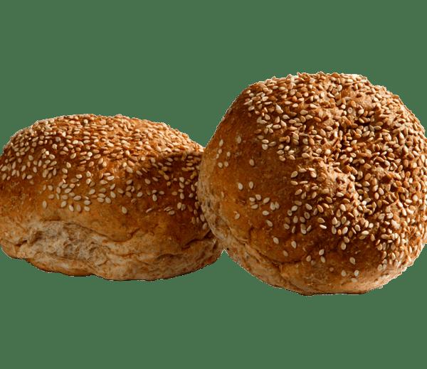 Zachte-Volkoren-Bolletjes-Met-Sesam