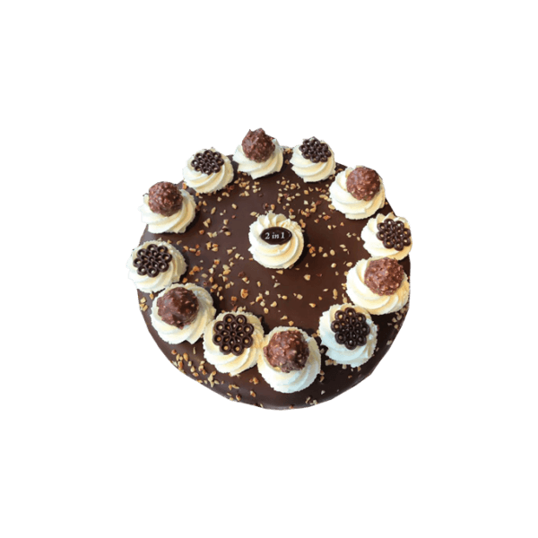 Ferrero Rochertaart